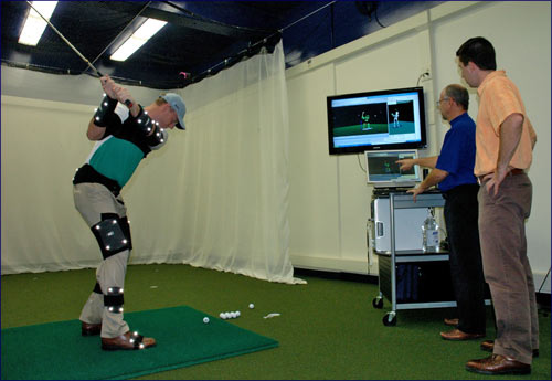 Doors Swing Open On New Golf Teaching And Research Lab