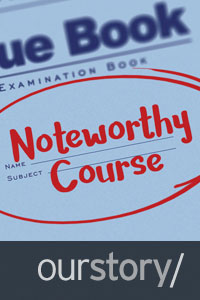 Noteworthy Courses Graphic