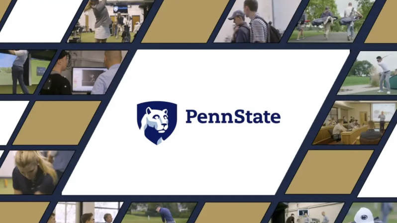 Penn State PGA Professional Golf Management - PGA Video