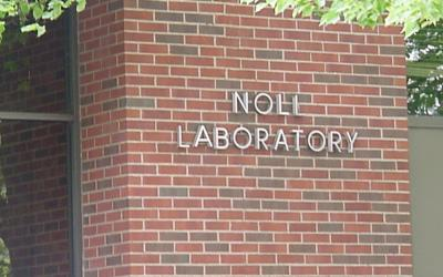 Front of Noll Lab