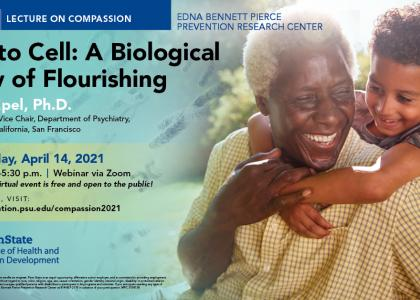 2021 Lecture on Compassion to focus on preventing premature aging