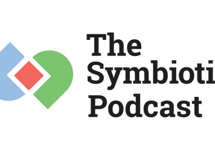 The Symbiotic Podcast logo