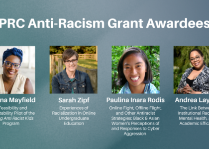 PRC Anti-Racism Grant Recipients