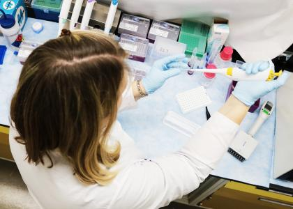 Routine blood analyses available for research through Biomarker Core Lab