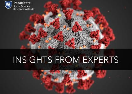 Insights from Experts COVID-19 image