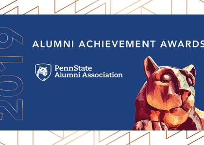 2019 Alumni Achievement Awards photo