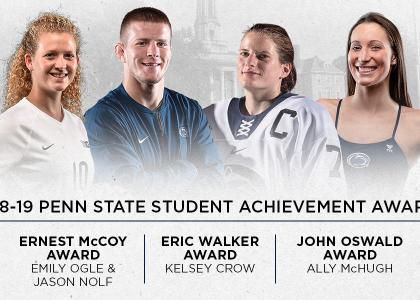 2018-19 Penn State Student Achievement Awards