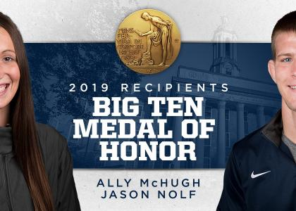 2019 Big Ten Medal of Honor