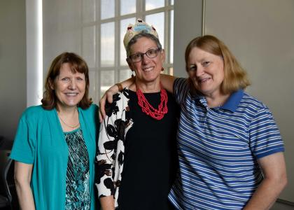 Karen Bierman, Elaine Berrena and Janet Welsh