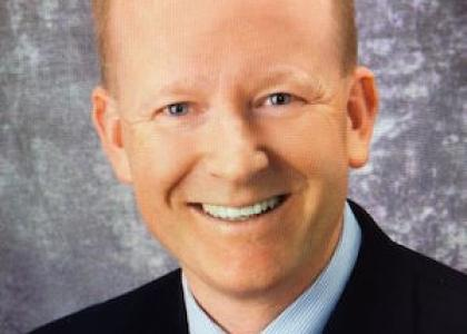 Ron McConnell, MBA, FACHE - head shot