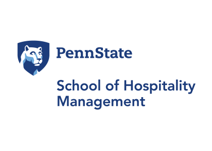 Penn State School of Hospitality Management Nittany Lion Shield