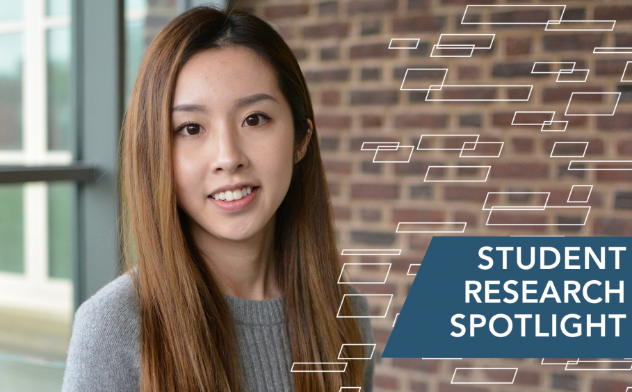 Dixin Xie - Student Research Spotlight