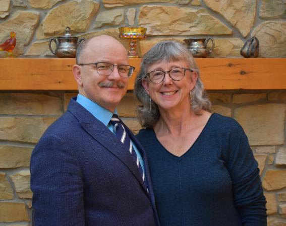 Thomas J. Gould and Jean Phillips Shibley