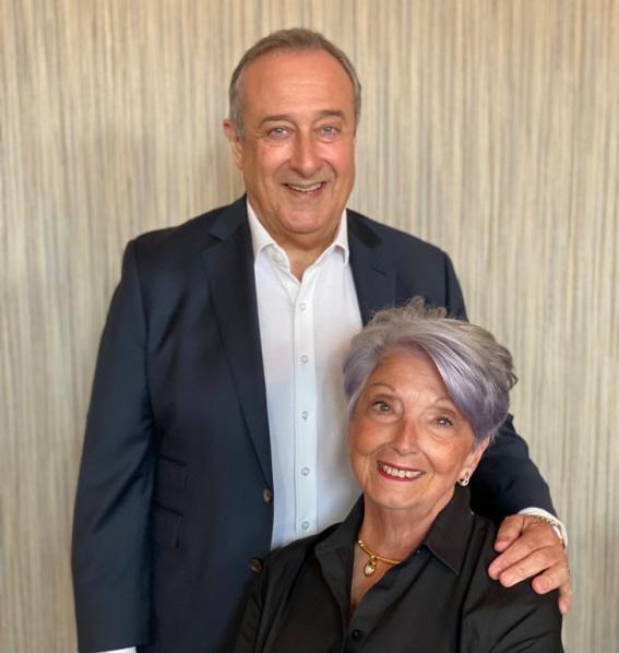 Gary and Joanne Budge