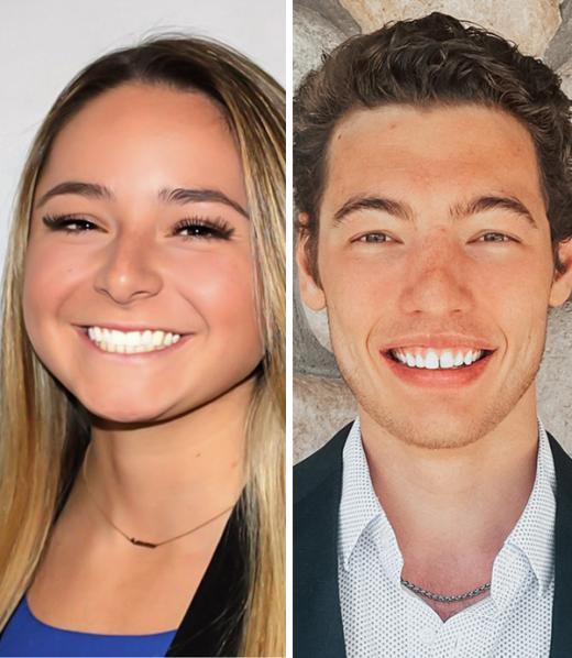 Lauren Cianci, Jacob Corey