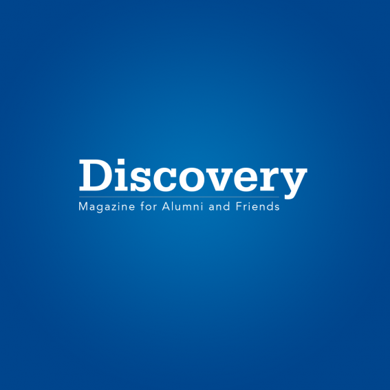 Discovery: Magazine for Alumni and Friends
