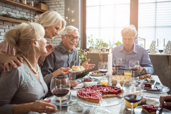 Elderly Socialization